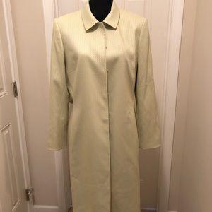 Tahari Long Blazer/Car coat